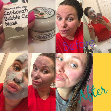 Elizavecca Milky Piggy Carbonated Bubble Clay Mask uploaded by Angela C.