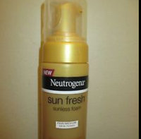 Neutrogena® Sun Fresh Sunless Foam uploaded by Rishika P.
