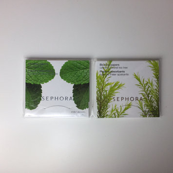 Photo of SEPHORA COLLECTION Blotting Papers Natural Vitamins C+E 50 Sheets uploaded by Stacy Z.
