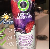 Herbal Essences Totally Twisted Curl Silkening Detangler uploaded by Skylar L.