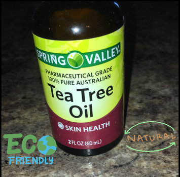 Photo of Spring Valley Pharmaceutical Grade Tea Tree Oil 2 fl oz uploaded by Skylar L.