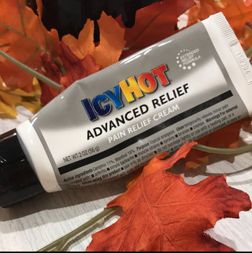 Photo of Icy Hot Advanced Relief Pain Relief Cream uploaded by MeetAndrea G.
