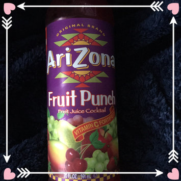 Photo of AriZona Fruit Punch Fruit Juice Cocktail uploaded by LIZ S.
