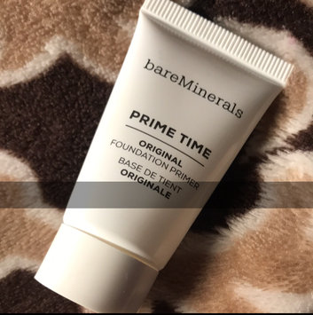 Photo of bareMinerals Prime Time® Foundation Primer uploaded by Anita L.