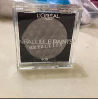 L'Oreal Paris Infallible Eye Paints Metallics 408 Aluminium Foil - 0.25oz, Green uploaded by Ashley G.