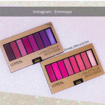 Photo of L'Oréal Paris La Palette Lip uploaded by EMMSAYS M.
