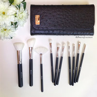 Morphe Brush 502 10 Piece Deluxe Vegan Set uploaded by Amere G.