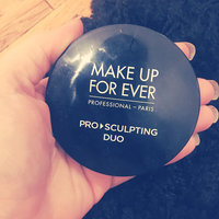MAKE UP FOR EVER Pro Sculpting Duo 2 Golden 0.28 oz uploaded by Brandy B.