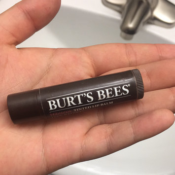 Photo of Burt's Bees Tinted Lip Balm uploaded by Ana B.