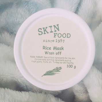 Photo of Skinfood - Rice Mask Wash Off 100g uploaded by Maya L.