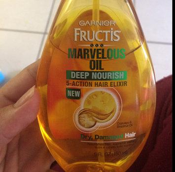 Photo of Garnier Fructis Marvelous Oil Deep Nourish uploaded by shirley g.