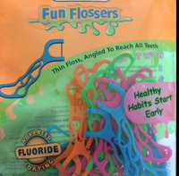 DenTek® Kids Fun Flossers uploaded by Emma J.
