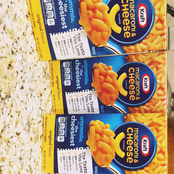 Photo of Kraft Macaroni and Cheese Original uploaded by Alejandra P.