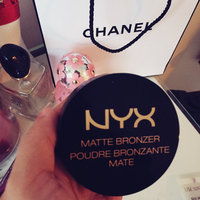 NYX Matte Bronzer uploaded by Ghydaa A.