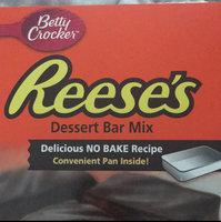 Betty Crocker™ REESE'S™ No Bake Dessert Bar Mix uploaded by Heather D.