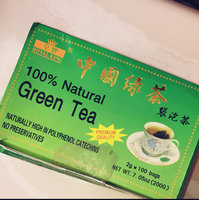 Royal King 100% Natural Green Tea 20 Tea Bags uploaded by Nicole T.