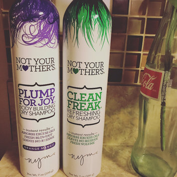 Not Your Mother's Clean Freak Refreshing Dry Shampoo uploaded by Patricia A.
