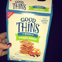 Good Thins Veggie Blend Rice Snacks 3.5 oz. Box uploaded by Jessica P.