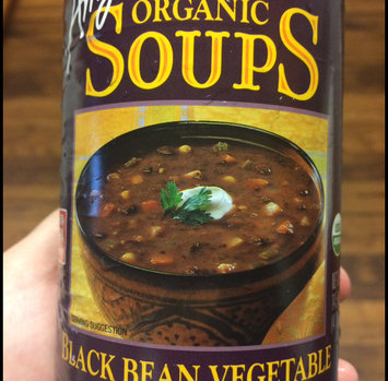 Photo of Amy's Kitchen Organic Black Bean Vegetable Soup uploaded by Nadia T.