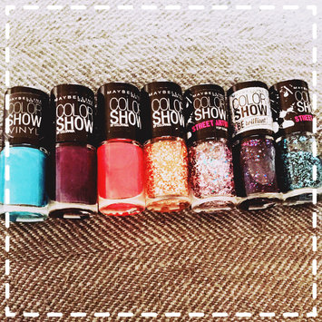 Photo of Maybelline Color Show® Nail Polish uploaded by Gemma D.
