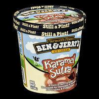 Ben & Jerry's® Karamel Sutra Core Ice Cream uploaded by Pamela S.