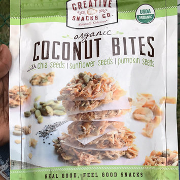 Creative Snacks Organic Coconut Bites (12 oz.) uploaded by Latanya C.