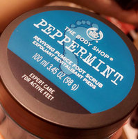 THE BODY SHOP® Peppermint Smoothing Pumice Foot Scrub uploaded by Aisha O.