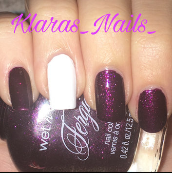 Photo of wet n wild Fergie Nail Color uploaded by Klara M.