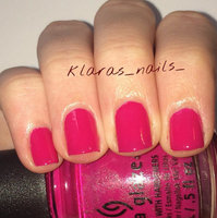 China Glaze Summer Nail Polish uploaded by Klara M.