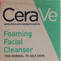 CeraVe Foaming Facial Cleanser 16 oz uploaded by Stephanie V.