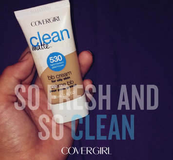 COVERGIRL Clean Matte BB Cream uploaded by Jordan M.