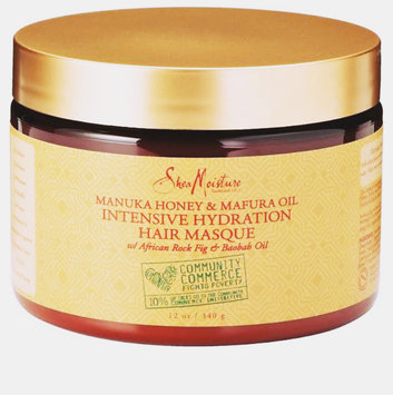 Photo of SheaMoisture Manuka Honey & Mafura Oil Intensive Hydration Masque uploaded by Semone A.