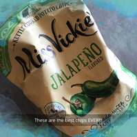 Miss Vickie's® Jalapeno Kettle Cooked Potato Chips uploaded by Victoria G.
