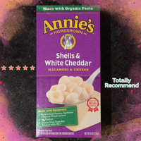 Annie's®  Homegrown Shells & White Cheddar Macaroni & Cheese uploaded by Jessica P.