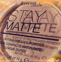Rimmel London Stay Matte Pressed Powder uploaded by Victoria Z.