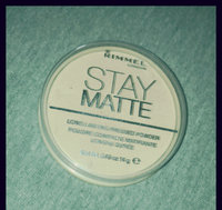 Rimmel London Stay Matte Pressed Powder uploaded by Cailin N.