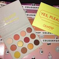 ColourPop Yes, Please! Pressed Powder Shadow Palette uploaded by christina s.