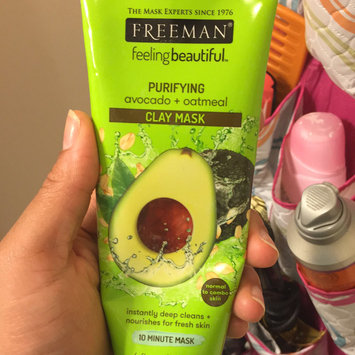 Freeman Beauty Feeling Beautiful™ Avocado & Oatmeal Clay Mask uploaded by 🎀💄💋Quandra💋💄🎀 A.