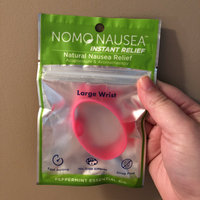 Darna & Company Llc NoMo Nausea Instant Relief Large Pink Aromatherapy Anti-Nausea Bands with Acupressure uploaded by Rachel S.