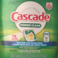 Cascade Advanced Power Dishwasher Powder with Dawn, 125 Ounce uploaded by momo o.
