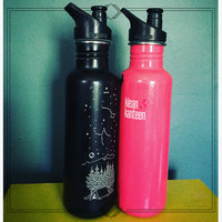 klean kanteen® Stainless Water Bottles uploaded by Kara P.