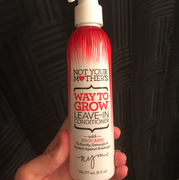 Photo of Not Your Mother's® Way to Grow Leave-In Conditioner uploaded by Domii A.