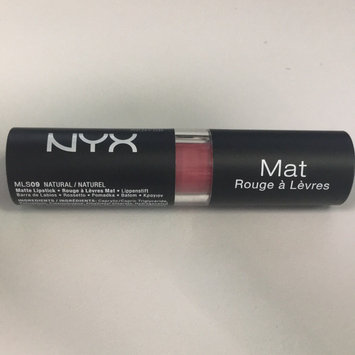 NYX Matte Lipstick uploaded by Ashley S.