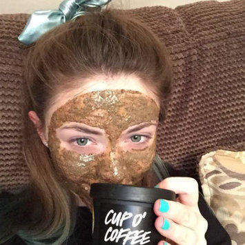 LUSH Cup O' Coffee Face and Body Mask uploaded by Amber L.