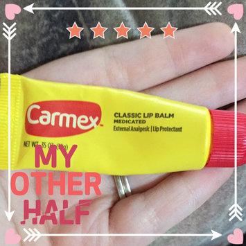 Carmex Cherry Lip Balm uploaded by Christina T.