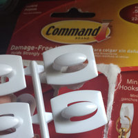 Command Brand Damage-Free Hanging Hooks - 6 CT uploaded by Elena F.