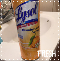 Lysol Crisp Linen Scent Disinfectant Spray uploaded by Shanice W.