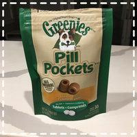 Greenies GREENiESA Pill PocketsA Dog Treat uploaded by Jen S.