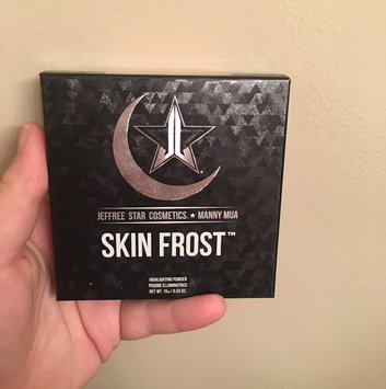 Jeffree Star Skin Frost uploaded by Kaitlyn V.