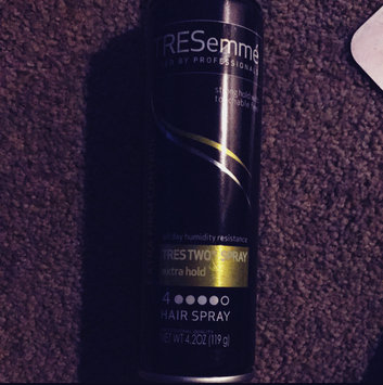 Photo of TRESemmé Extra Firm Control All Day Humidity Resistance Tres Two Spray Extra Hold 4 Non-Aerosol Hair Spray uploaded by Thalia G.